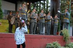 """Opening of """"Serbian Armed Forces Cup - Karađorđevo 2019"""""""