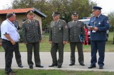 """The Second Day of """"Serbian Armed Forces Cup - Karađorđevo 2019"""""""