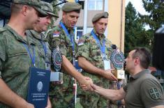 Возачи Војске Србије победници другог Међународног такмичења војних возача