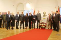 Откривена биста Јевгенија Примакова – великог грађанина Русије и пријатеља Србије