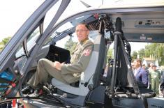 Председник Вучић: Имаћемо више хеликоптера него икада раније