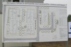 Construction of apartments for members of the security services in Sremska Mitrovica has begun