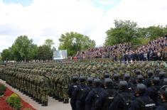 """""""ODBRANA SLOBODE"""" pokazala snagu Srbije"""