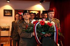 Специјална бригада и Војна гимназија обележиле Савиндан