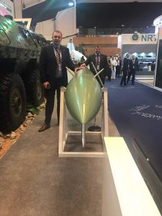 Serbian Defence Industry Products at prominent position in the Arms Exhibition in Abu Dhabi