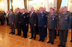 Minister Vulin: Members of the Serbian military medical service – the best people in the worst of times