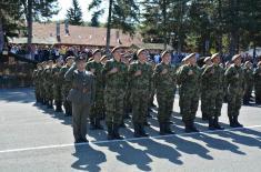 Министар Вулин: Војска је наш бедем од сваког зла, злочина и олује