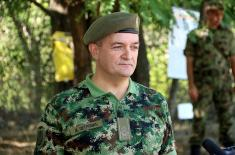 Minister Vulin: More promotions into non-commissioned officers by the end of the year