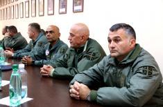 Министар Вулин: Поносни смо на храброст наших пилота