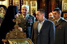 Unapređenje verske službe u vojsci