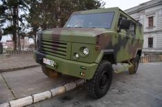 """Потписивање споразума између """"Застава камиона"""" и Министарства привреде"""