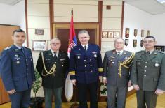 Унапређење сарадње са изасланицима одбране акредитованим у Републици Србији