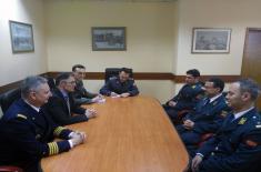 Унапређење регионалне сарадње у области одбране