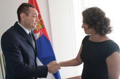 Novi prostor za saradnju Srbije i Izraela