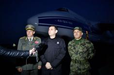 Мигови стигли у Србију