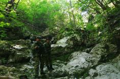 Министар Вулин: Припадници 72. бригаде за специјалне операције су у стању да савладавају најтеже препреке и увек су на располагању својој земљи