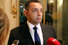 Minister Vulin: As long as Aleksandar Vučić leads the Republic of Serbia, Srpska will be guarded, peaceful, secure and stable