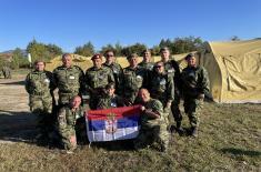"""Vojni medicinari na vežbi """"Severna Makedonija 2021"""""""