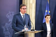 Председник Вучић: Креће изградња станова за припаднике снага безбедности у седам градова