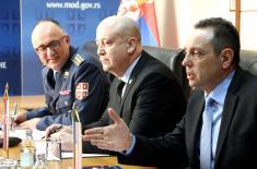 Сарадња Војске Србије и Оружаних снага САД