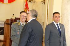 Министар Вулин: Министарство одбране и Војска Србије брину о својим припадницима
