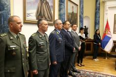 Ministar Vulin: Vojska Srbije sarađuje uvek sa najboljim delovima društva