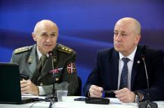 Promotion of General Pavković