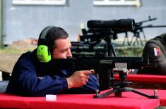 Završna faza ispitivanja novih sistema streljačkog naoružanja