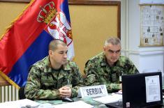 """Multinacionalna vežba """"Balkanski mostovi 2019"""""""