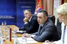 Развијање војнотехничке сарадње са Руском Федерацијом од стратешког значаја