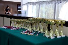 Бaлканска Олимпијада  уметности и игре у Дому Гарде