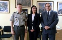 Потписан  Споразум о сарадњи са Високом школом струковних студија за криминалистику и безбедност Ниш