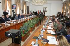 Четврто заседање Заједничког српско-анголског комитета