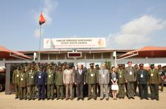 Наставак заседања Заједничког српско-анголског комитета
