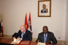 Continuation of the session of the Joint Serbian-Angolan Committee