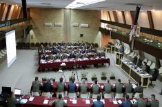 Analiza logističke podrške Vojske Srbije za 2017. godinu