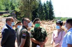 Министар Вулин: Као што је председник Вучић наложио, ковид болница ће бити урађена у најкраћем могућем року