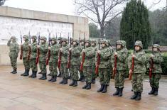Положени венци поводом Дана војних ветерана