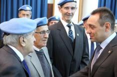 Ministar Vulin na proslavi Dana CMO: Vi niste i nikada nećete ukaljati ni svoju ni zastavu UN, kao što je učinjeno u zločinačkoj Oluji i Podrinju