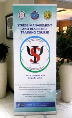 Семинар војних психолога о управљању стресом и отпорношћу
