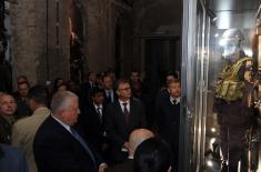 "Military-diplomatic representatives visited ""Defense 78"" exhibition"