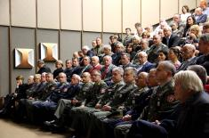 110th Anniversary of Military Infectious Diseases Research Marked