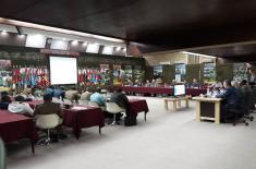 Посета Колеџа националне одбране Кеније