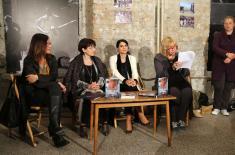 """Промоција обновљеног издања """"Леп дан за умирање"""" Моме Капора у оквиру изложбе """"Одбрана 78"""""""