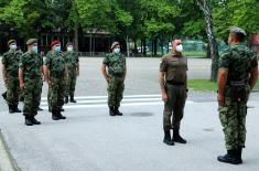 Министар Вулин: Поносни смо на војнике јунске генерације