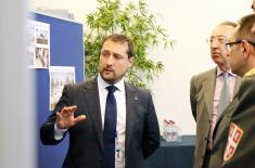 Poseta ministra odbrane Evropskoj odbrambenoj agenciji