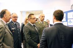 Посета министра одбране Европској одбрамбеној агенцији