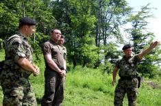 Ministar Vulin: Bez jake vojske nema mirne i stabilne Srbije