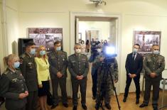 "Exhibition ""War Image of Serbia in Second World War, 1941-1945"" opened"