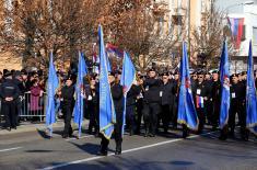 Министар Вулин: Док је Вучић председник Српска ће бити чувана и сачувана